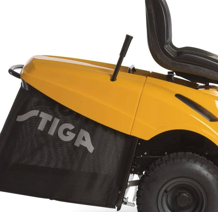 Stiga Estate 5102HW Petrol Ride On Lawn Mower 102cm