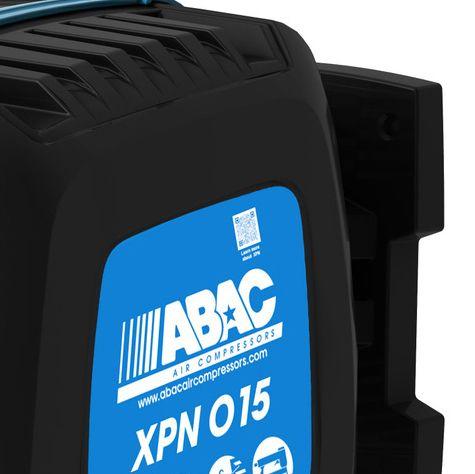 ABAC XPNO15 Wall Mounted Air Compressor 1.5HP 8 Bar 230v