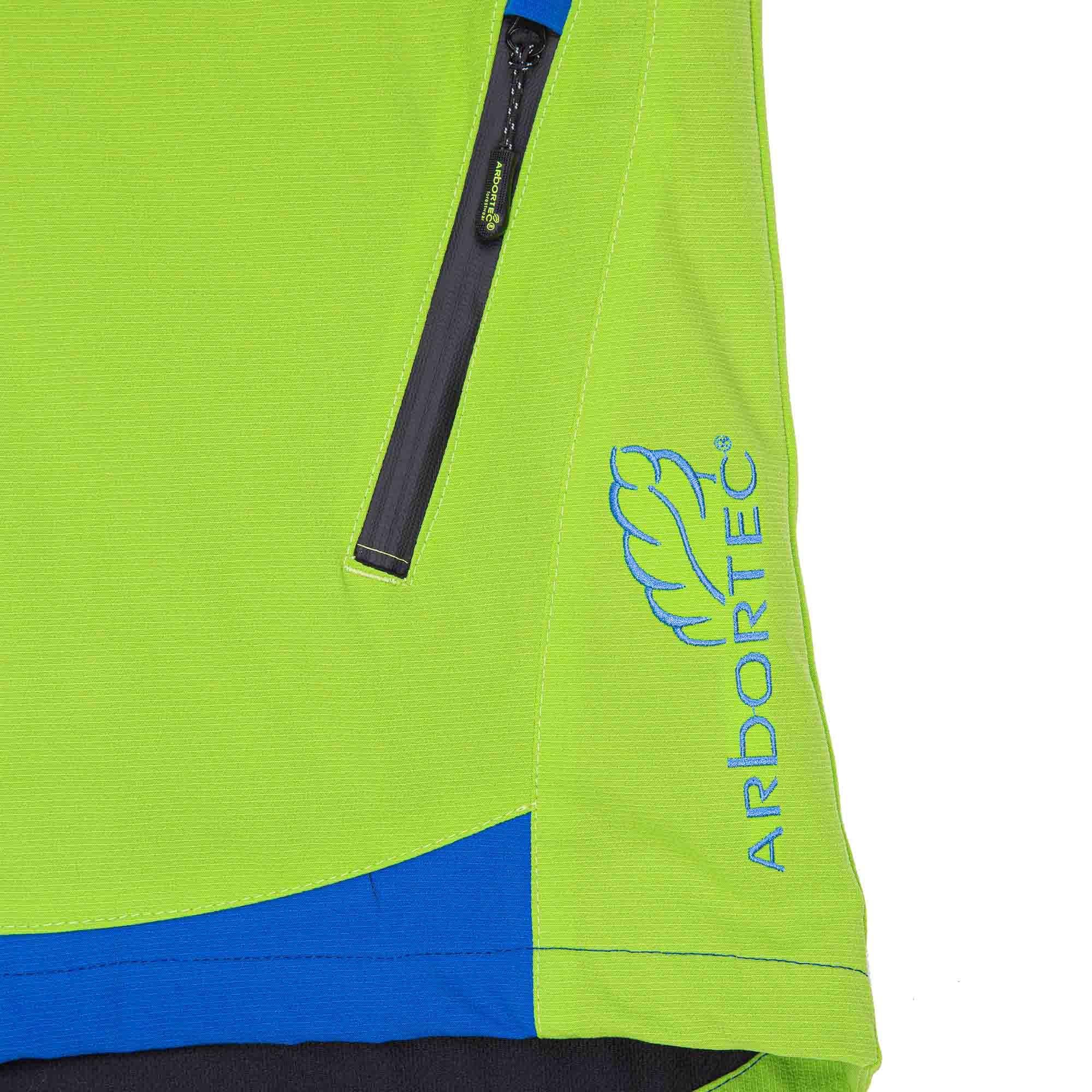 Arbortec AT4100 BreatheFlex Pro Jacket Lime