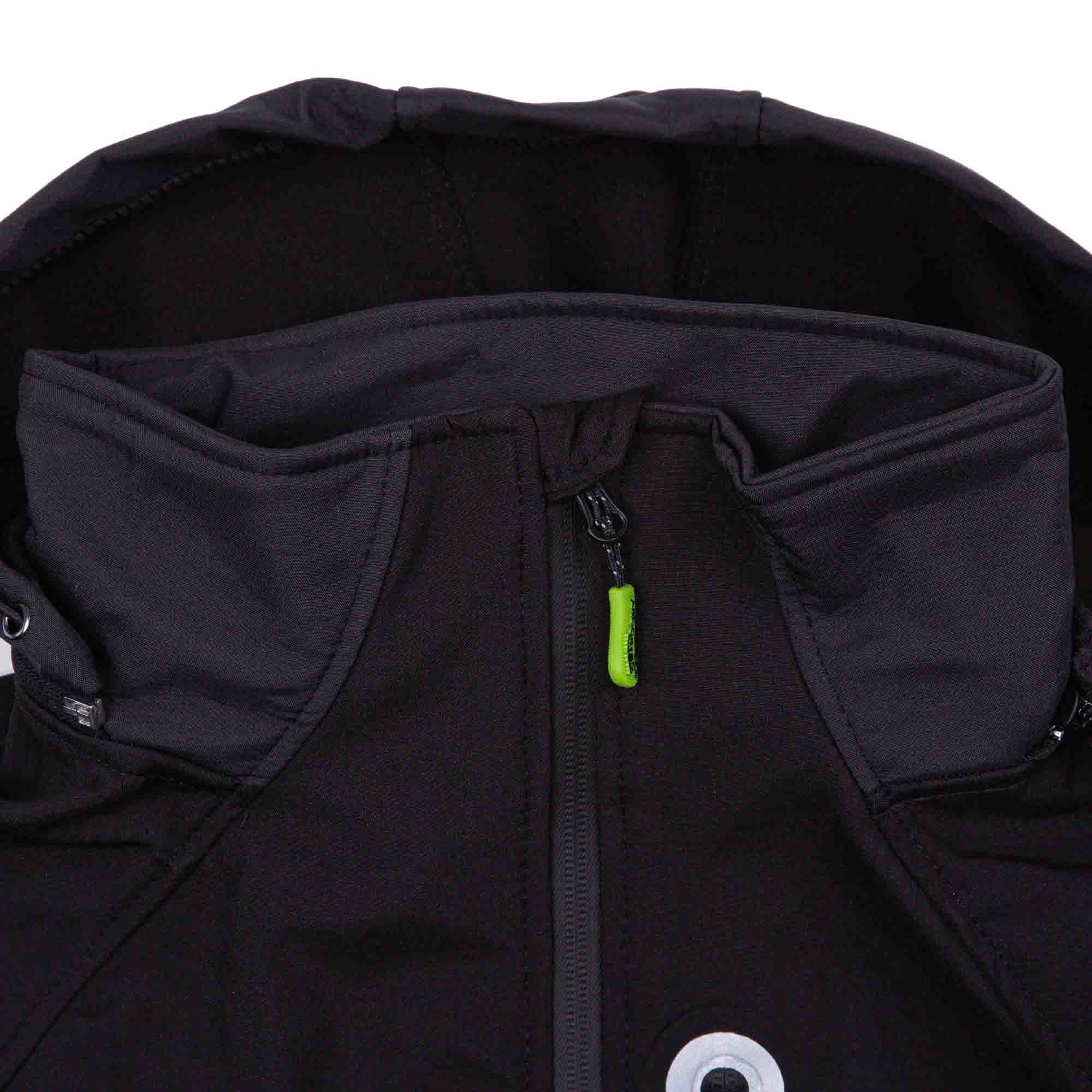 Arbortec AT4500 Caiman BreatheDry Softshell Jacket Black