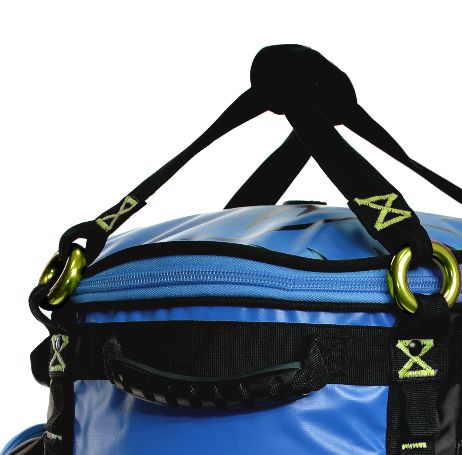 Arbortec DryKit55 Medium Cobra Rope Bag Blue/Black 55 Litre