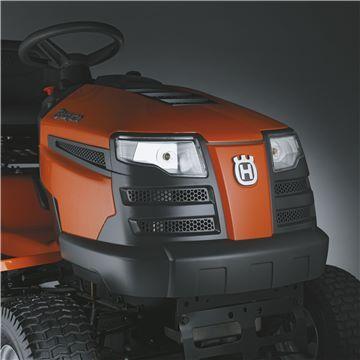 Husqvarna TC138 Petrol Ride On Tractor Lawn Mower 97cm