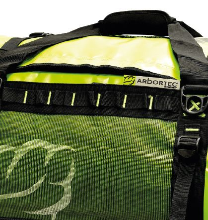 Arbortec DryKit70 Mamba Kit Bag Lime 70 Litre