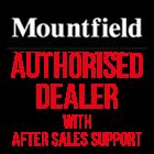 Mountfield SP164 Self Propelled Petrol Lawn Mower 39cm