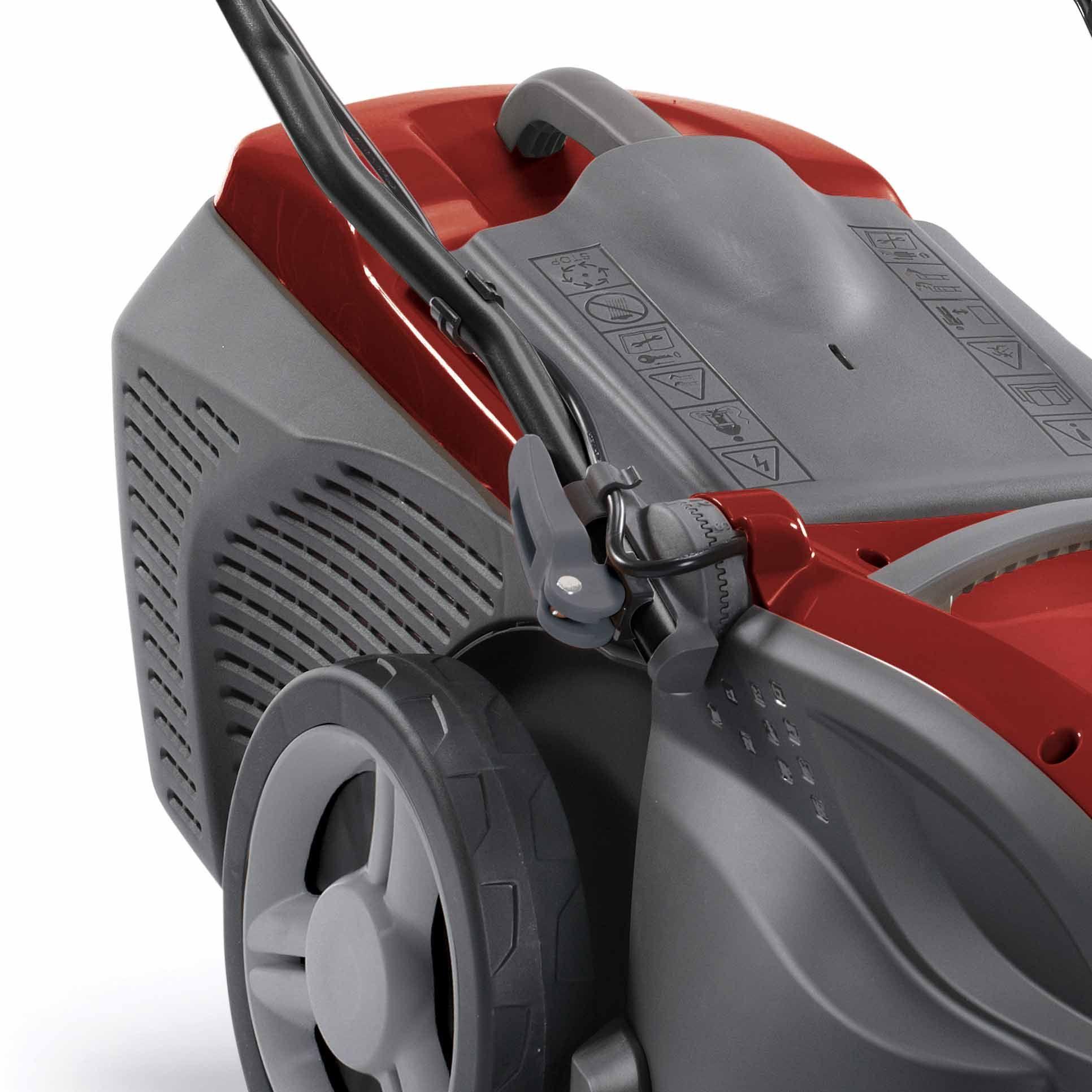 Mountfield Princess 38Li 48v Freedom48 Cordless Lawn Mower 38cm