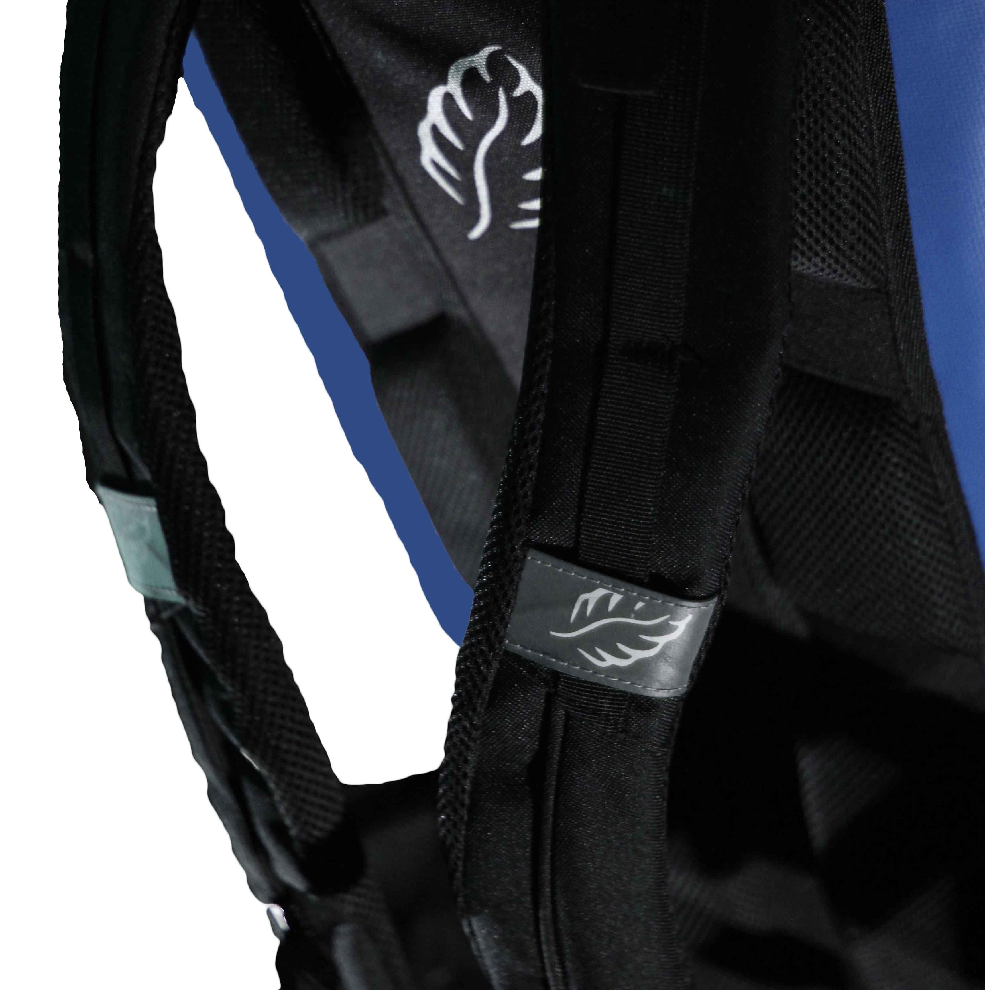 Arbortec DryKit50 Python Rucksack Backpack Blue 50 Litre