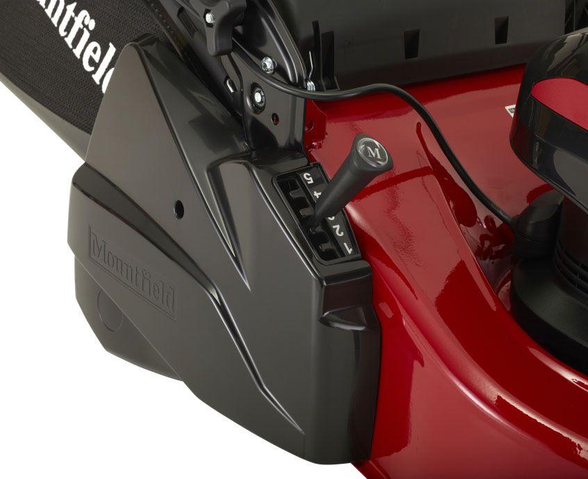 Mountfield S42RPDLI 80v Cordless Self Propelled Roller Lawn Mower 41cm