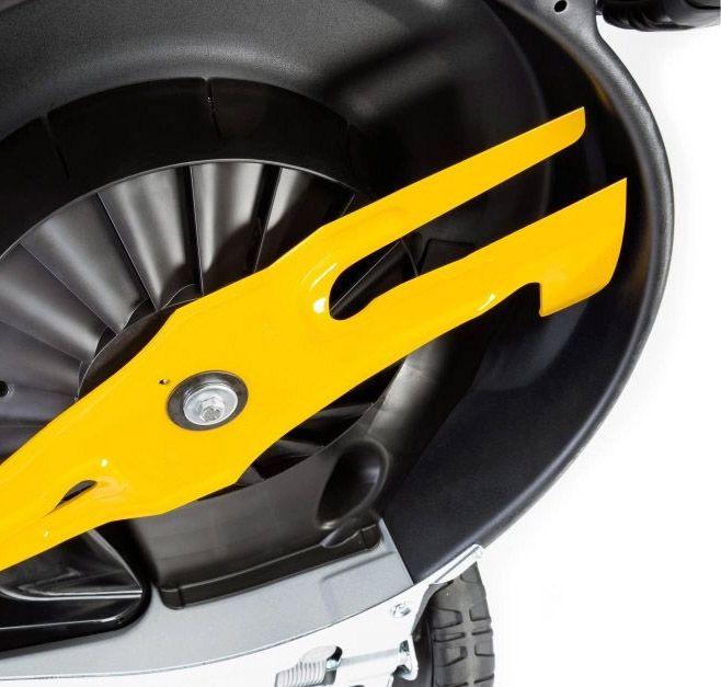 Stiga Twinclip 50S Self Propelled Petrol Lawn Mower 48cm