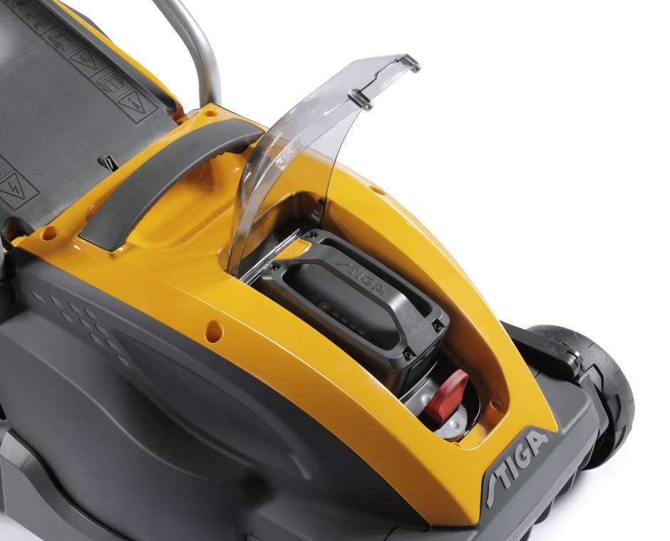 Stiga SLM544AE 48v Cordless Lawn Mower 42cm BODY ONLY