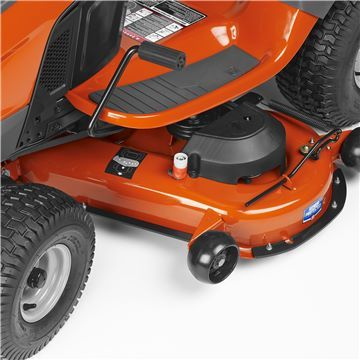 Husqvarna TC238TX Petrol Ride On Tractor Lawn Mower 97cm