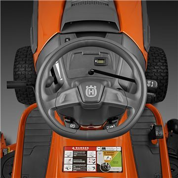 Husqvarna TS142T Petrol Ride On Tractor Lawn Mower 107cm