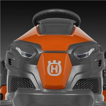 Husqvarna TS142TX Petrol Ride On Tractor Lawn Mower 107cm