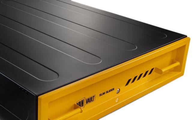 Van Vault Slim Slider Van Box 1000x1200x227mm