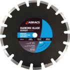 Abracs Expert Diamond Blades For Asphalt & Abrasive Materials