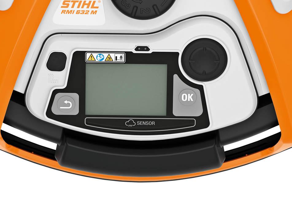 Stihl RMI632P iMow Robotic Cordless Mower 4000m2