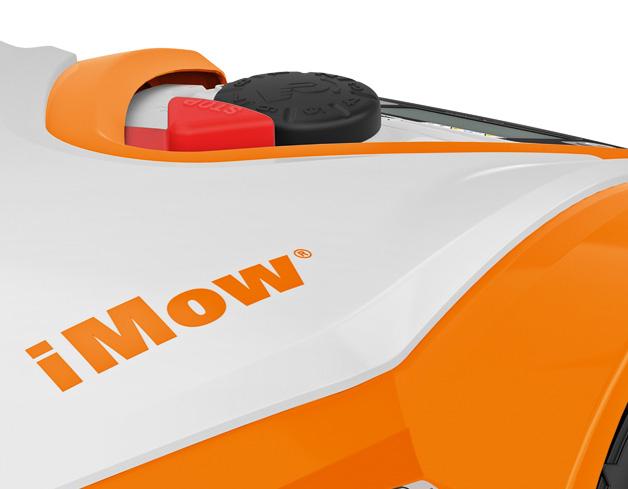 Stihl RMI632PC iMow Robotic Cordless Mower 5000m2