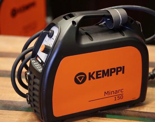 Kemppi Minarc 150 Classic 140A MMA Welder