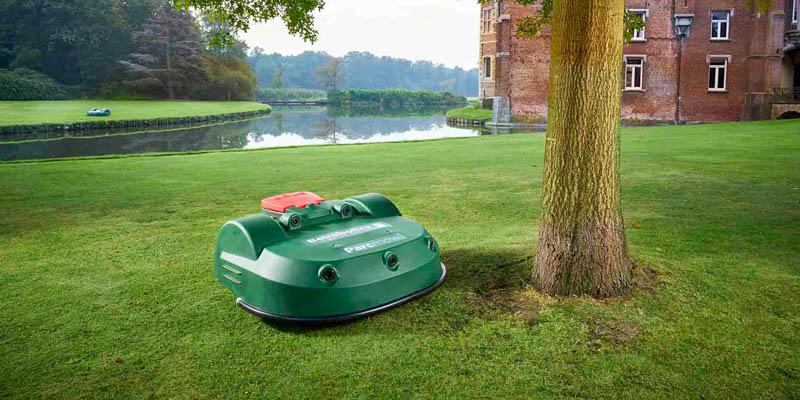 Belrobotics Parcmow Connected Cordless Robotic Lawn Mower