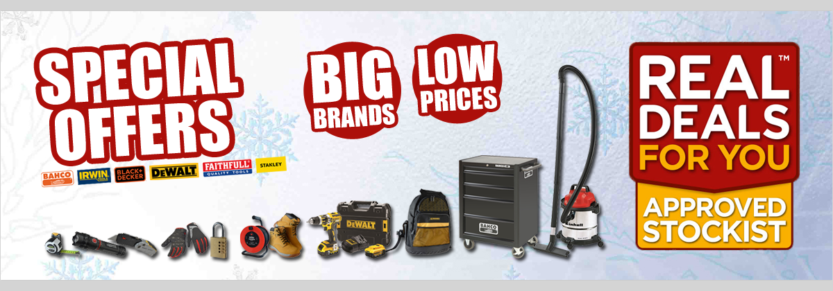 Big Brands - Low Prices