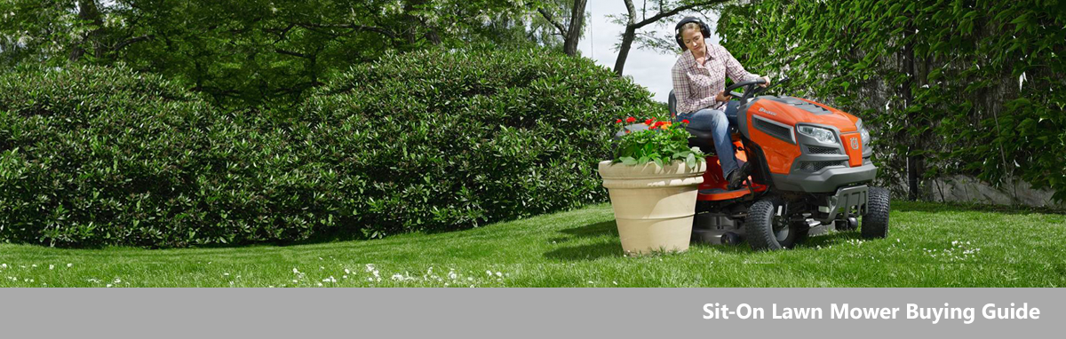 Sit On Lawn Mower Buying Guide
