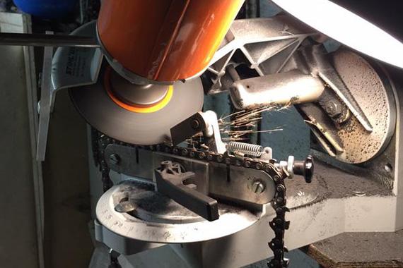 Chain Sharpening